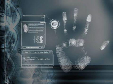 detectives que siguen huellas con alta tecnología